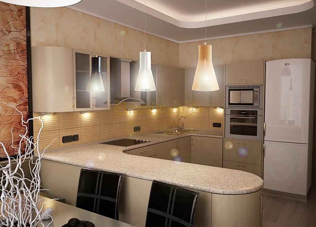 иконой освещение кухни по зонам фото что успейте