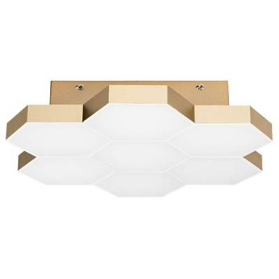 Люстра LED-35W Satin Gold (Lightstar, 750073) - Amppa.ru