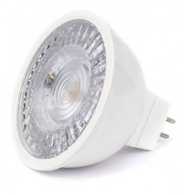 Светодиодная Лампа Gauss LED MR16 GU5.3 5W SMD AC150-265V 4100K - Amppa.ru
